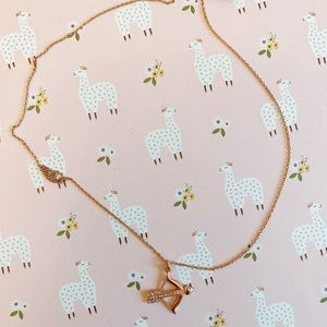 Juicy Couture Rose Gold Necklace